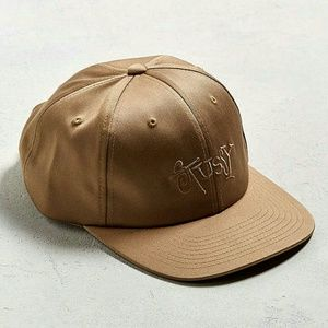 Stussy Other - Stussy Sateen Dad Hat