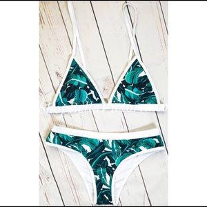 BellaVictoriaBoutique Other - Mali- Tropical Chic Bikini Set