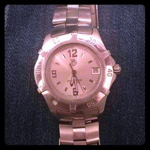 Tag Heuer Other - TAG HEUER Watch silver