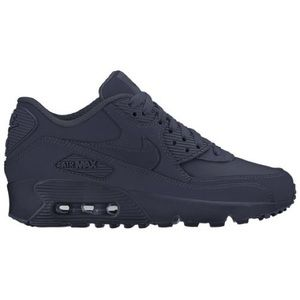 Nike Air Max 90 Obsidian Navy Blue Womens