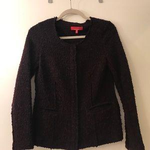 Saks Fifth Avenue Jackets & Blazers - Burgundy red jacket