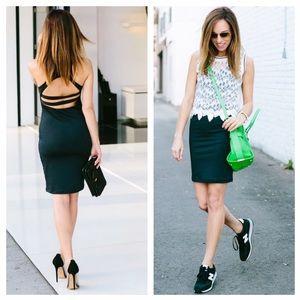 Fabletics Dresses & Skirts - Fabletics Tropez Dress NWT BLK