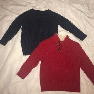 zara baby Other - 2, 18 month baby sweaters