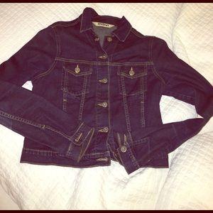 Mavi Jackets & Blazers - Maxi Denim Jean Jacket