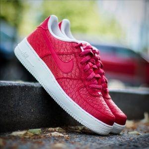 Nike Shoes - NWB 👣 NIKE AIR FORCE 1 PREMIUM SZ 5.5y | 7 woman