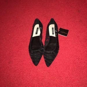 Zara Basic Collection, black shoe