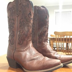 Justin Boots Shoes - Justin Classic Talk Boots