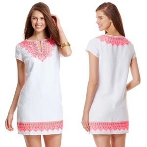 Vineyard Vines Dresses & Skirts - Vineyard Vines Island Embroidered Tunic Dress