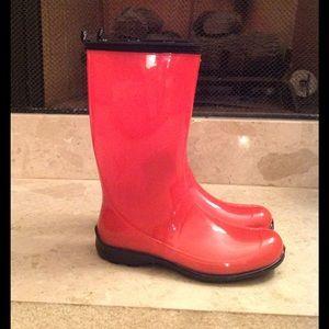 Kamik Shoes - 🍃🌹 'KAMIK' - Coral Women's Heidi Rain Boot🍃