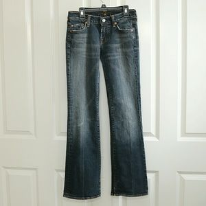 7 For All Mankind Denim - 7 For All Mankind Jeans Bootcut Size 26