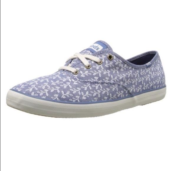 6b67399025604 Keds Botanical Leaves Sneaker