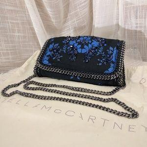 Stella McCartney Handbags - Stella Mccartney Mini Falabella Embroidered Bag