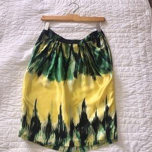 Paul & Joe Dresses & Skirts - Paul & Joe Sister Silk Skirt