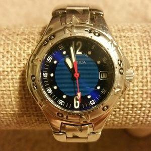Women's nautica stainless steel watch