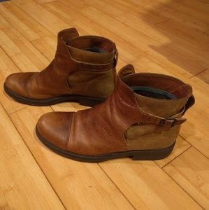 Camper Shoes - Camper Ankle Moto Boots