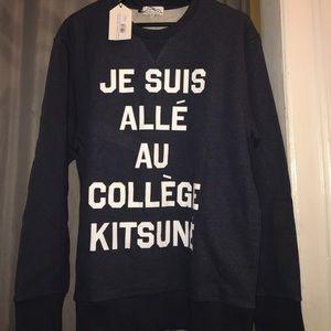 MAISON KITSUNE Other - Maison Kitsune Sweater
