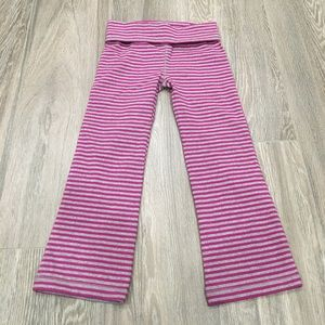Tea Collection Other - NWT Tea Collection Fold Over Yoga Pants