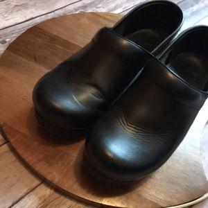 Dansko Shoes - Dansko shoes Womens Professional Black   Clogs