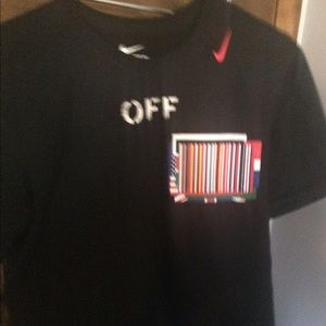 """Off-White Tops - NikeLab x Off White """"EQUALITY"""" collab."""