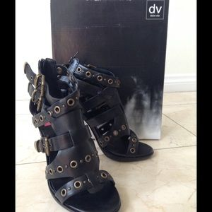 "DV by Dolce Vita Shoes - Dolce Vita ""Marcus"" size 7 heels"