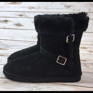 Lamo Shoes - Lamo Cresson Suede Boots