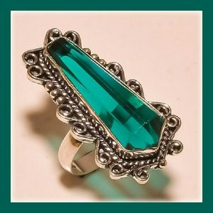 Jewelry - Aqua Tourmaline Ring