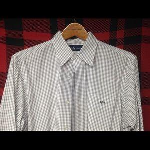 aa47909921b Polo by Ralph Lauren Shirts - Polo Ralph Lauren monogram dress shirt M