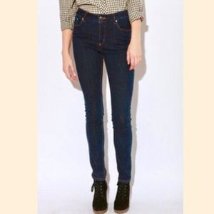 BDG High Rise TWIG Ankle Skinny Jeans