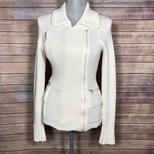 Tracy Reese Sweaters - {Tracy Reese} Sweater Zip-up Cardigan