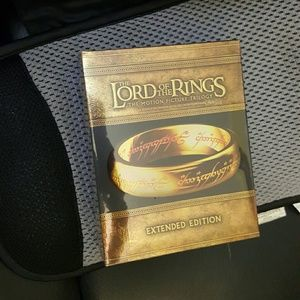 The Lord of The Rings Trilogy Special Edition Blu