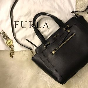Furla Handbags - New! FURLA SATCHEL