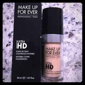 Makeup Forever Other - MUFE Make Up Forever Ultra HD Foundation Y215