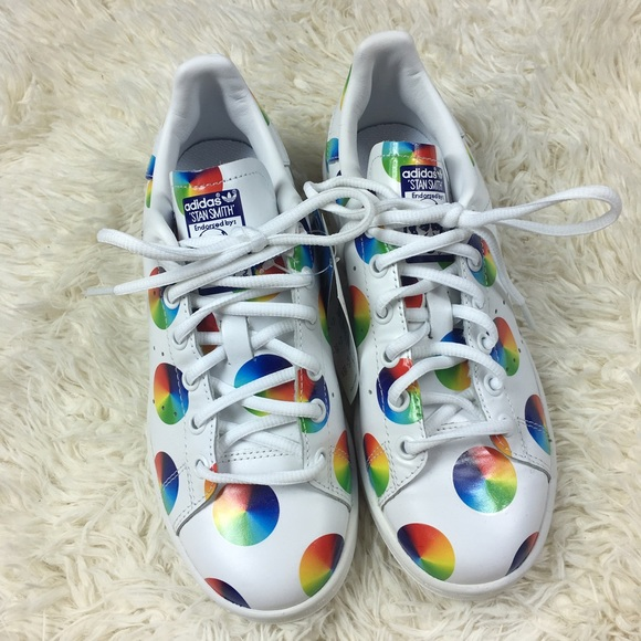 buy popular 33f8d ed21b Adidas Stan Smith Color Wheel