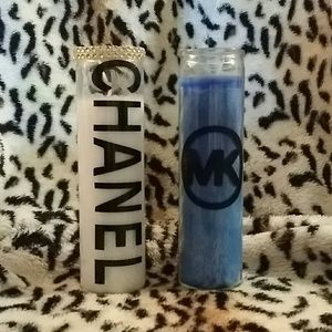 Other - 2 Chanel & MK unscented candles