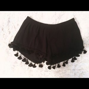 Salt Gypsy Pants - SALT Tassel Short