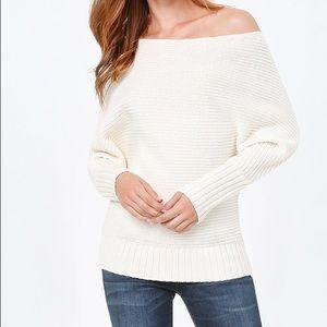 bebe Sweaters - Dolman Sleeve Sweater