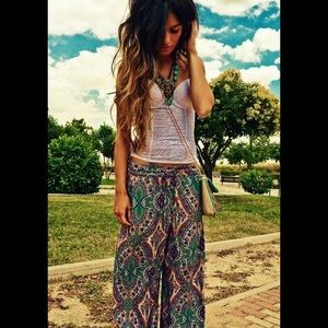 Urban Outfitters Pants - ADORABLE BOHEMIAN PALAZZO PANTS !!LOWERED PRICE!!!