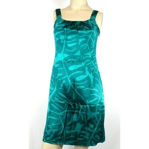 Ann Taylor Dresses & Skirts - Brand New, ANN TAYLOR PETITE teal dress 0 petite