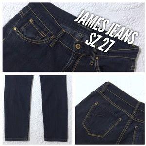 James Jeans Denim - Sz 27 Anthropologie Skinny James Jeans Designer