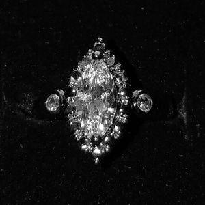 Beautiful CZ ring
