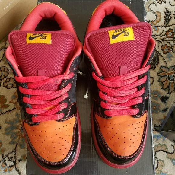 Sold Nike Sb Dunk Low Hawaii   Poshmark