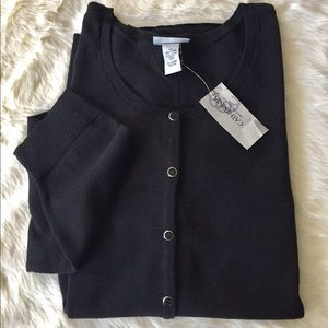 Catherines Sweaters - Button Front Cardigan