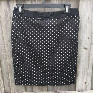 White House Black Market Pencil Skirt. Size 00.