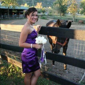 La Femme Dresses & Skirts - Homecoming or prom dress