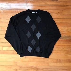 Alex Cannon Other - Men's argyle sweater
