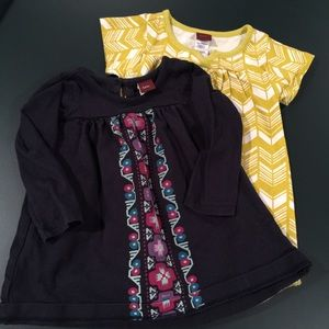 Tea Collection Other - Tea Collection Dresses size 6-12