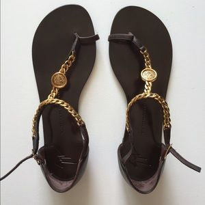 Giuseppe Zanotti , women's sandals! Authentic!!!