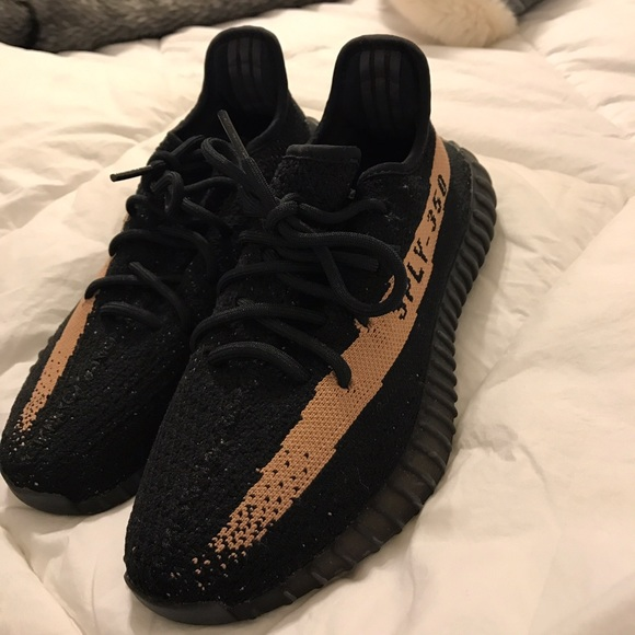 Adidas Yeezy 350 Boost V 2 'Copper' review