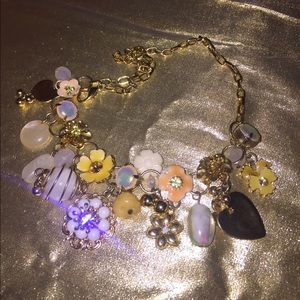 Jewelry - Pretty Necklace with charms