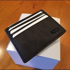 Michael Kors Other - Michael Kors Leather Card Case/ New